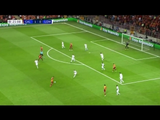 Galatasaray vs Lokomotiv Moscow 1/2