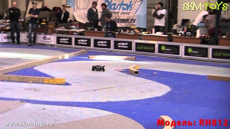 VRX-2E на соревнованиях Russian Gran Prix 2013