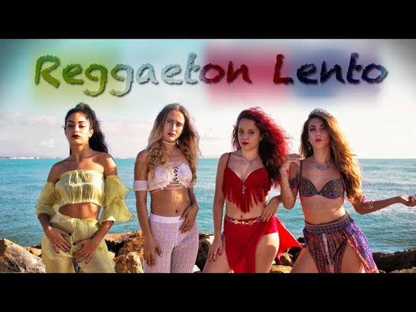 Little Mix, CNCO - Reggaeton Lento