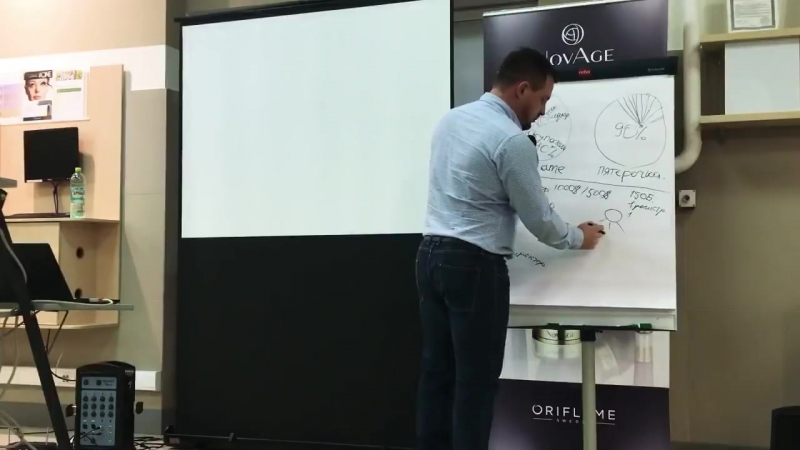 Артем Гефнидер, бизнес встреча в Екатеринбурге 01.10.2018, часть 2 - продолжение