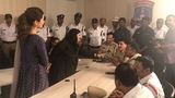 Raashi Khanna on Instagram Having a conversation with the Cyberabad Traffic police department.. So proud of all the work they have been doing! I ...