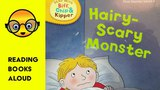 Kids Books Read Aloud Biff, Chip &amp Kipper - The Hairy - Scary Monster