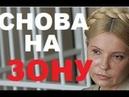 Сегодня! Тимошенко опять ПОСАДЯТ в тюрьму за преступления! Лживая, двуличная воровка!