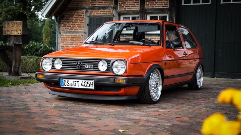 VW Golf MK2 GTI | Marco Schütte | Saugergroup | VWHome