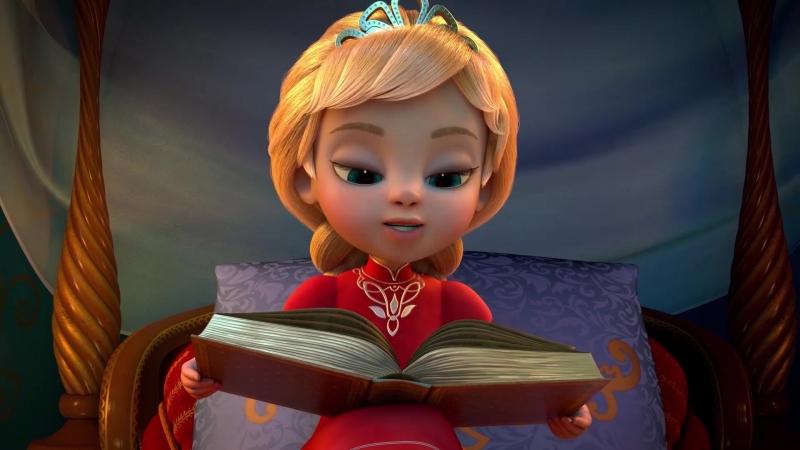 Трейлер мультфильма Принцесса и дракон Принцесса_и_Дракон