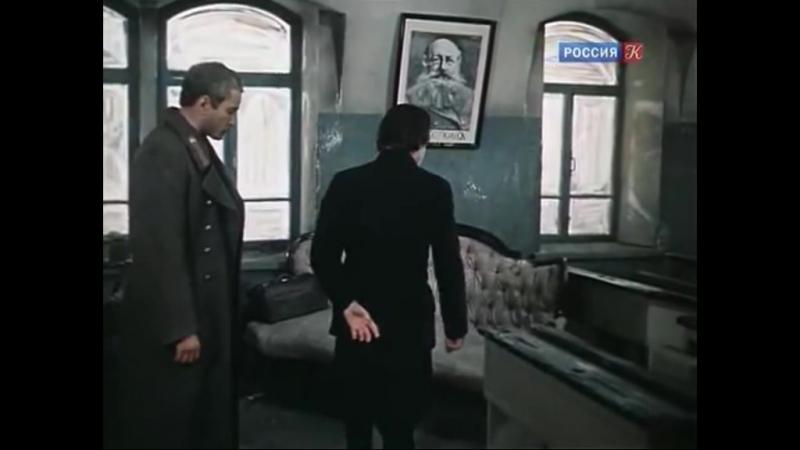 Хождение по мукам. 1974-77гг. 9-10 серии.. СССР. Х/ф. Революция, гражданская война, интервенция.