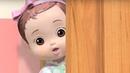 Смешная младшая сестра - Консуни мультик серия 22 - Мультфильмы для девочек - Kids Videos