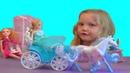 Играем в куклы. Видео для детей. Kids pretend play.