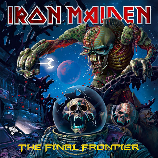 Iron Maiden альбом The Final Frontier (2015 Remaster)