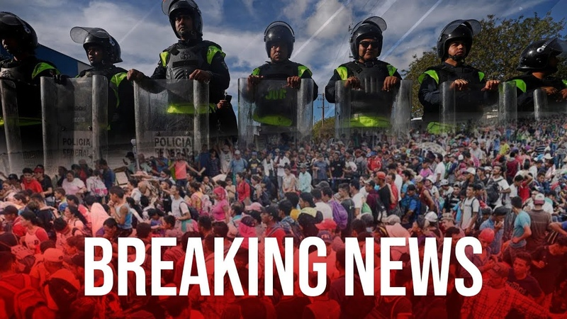 Alert Thousands Of Migrant Claim To Cross U.S-Mexico Border Instantly, Worse To Comes