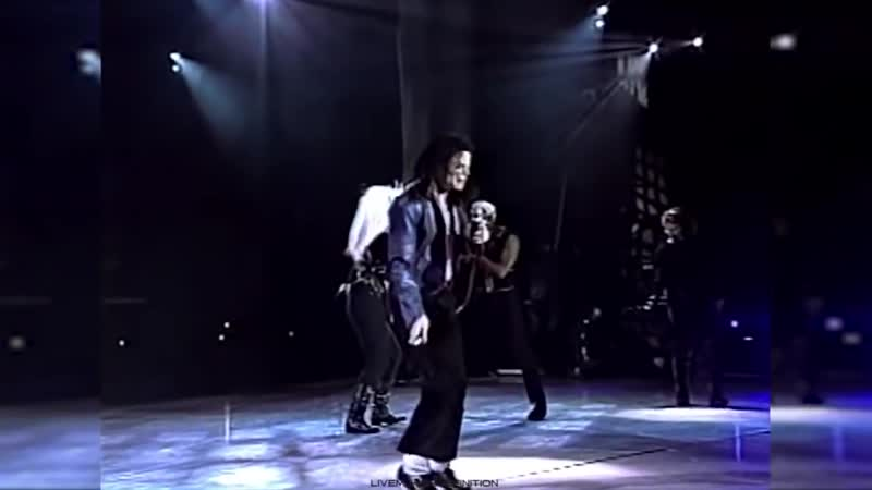 Michael Jackson - Come Together _ D.S - Live Auckland 1996 - HD ( 720 X 1280 )