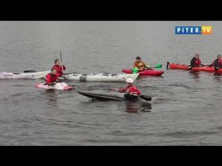 Фестиваль водного туризма привлек в Выборг более 102 плавсредств