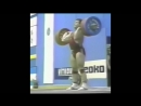 Clean and jerk 266