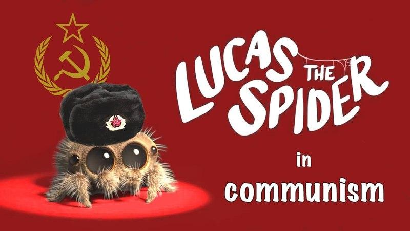 Lucas the Spider - Communism