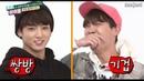 Озвучка by Kyle BTS Weekly Idol Random Dance PART 1