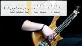 Jamiroquai - Black Capricorn Day (Bass Cover) (Play Along Tabs In Video)