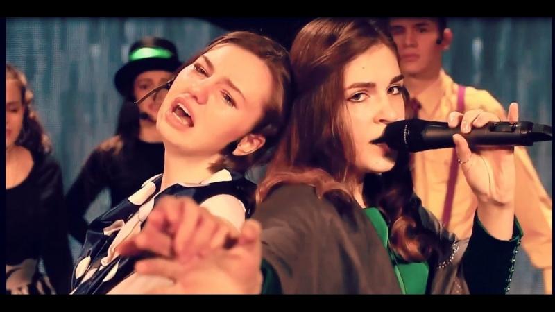 Кристина Галахова - Небо спасло меня ( мюзикл Стиляги)