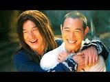 Jackie Chan vs Jet Li