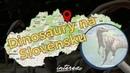 Aké dinosaury žili na území Slovenska