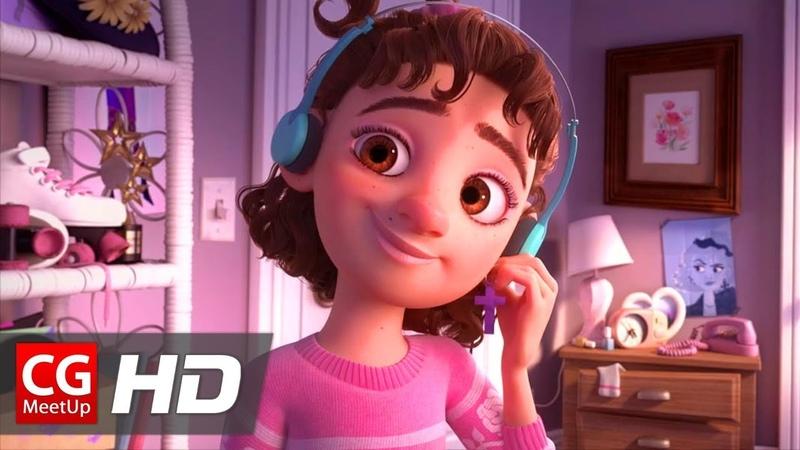 CGI Animated Short Film: Material Girl by Jenna Spurlock | CGMeetup