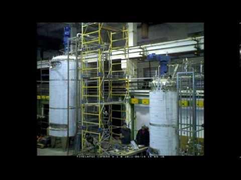 Инсталляция пилотной биотехнологической установки в ОАО ВСКБТ (22)