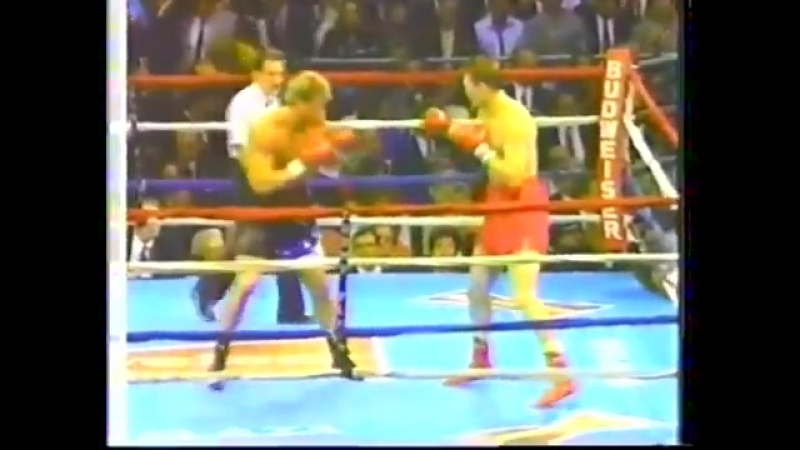 027.Tommy Morrison vs Yuri Vaulin ( 1991-04-19 )