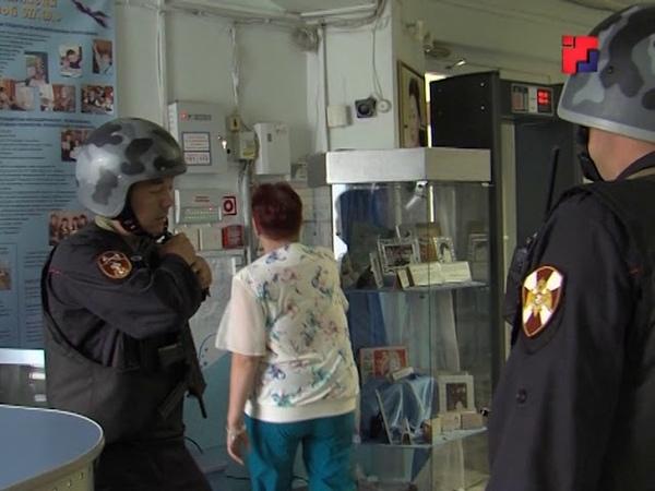 В Марий Эл сотрудники Росгрвардии проводят проверку безопасности детей в школах