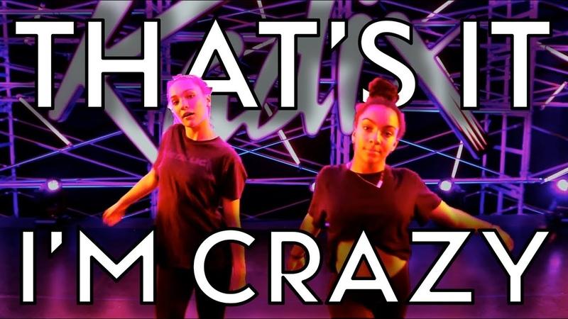 Thats It Im Crazy - Sofi Tukker | Radix Dance Fix Season 2 | Brian Friedman Choreography