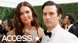 Milo Ventimiglia Is 'Incredibly Proud' Of Mandy Moore For Speaking Out About Her Troubled Marriage