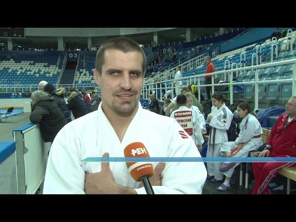 В Сочи дзюдоисты с нарушением зрения разыграли медали Чемпионата России Новости Эфкате