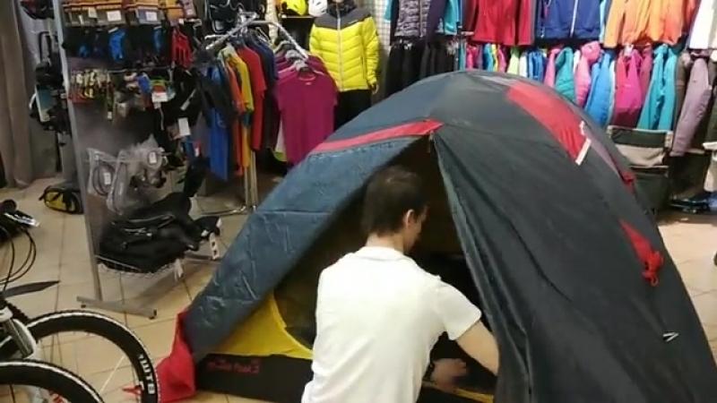 Палатка Tramp Peak