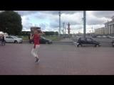 Dance in Petersburg Solo Open Air 12.08.18 Tatiana