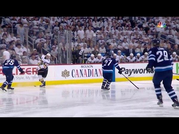 Vegas Golden Knights vs Winnipeg Jets - May 20, 2018 | Game Highlights | NHL 2017/18