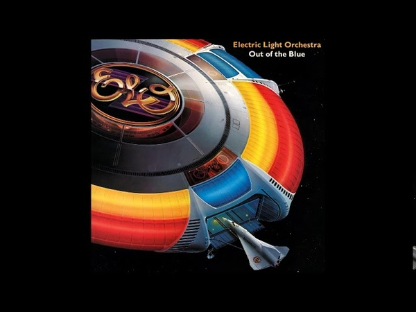 Electric Light Orchestra - Out of the Blue (1977) FULL ALBUM Vinyl Rip