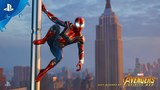 Marvels Spider-Man - Iron Spider Suit Revealed | PS4