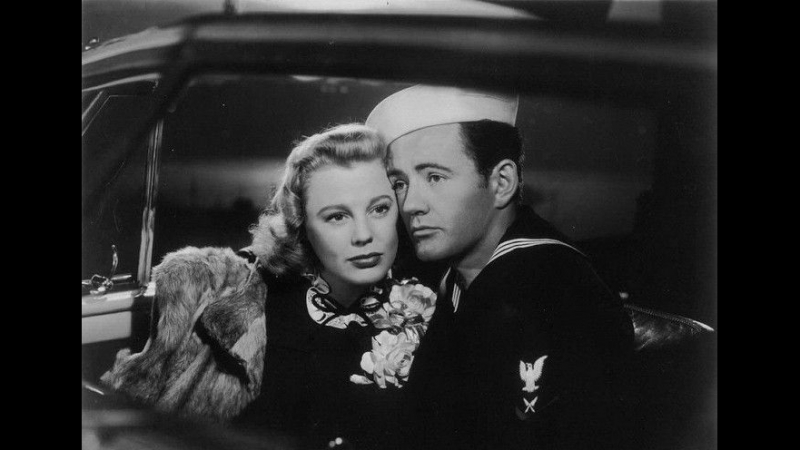 The Sailor Takes a Wife - Robert Walker, June Allyson 1945