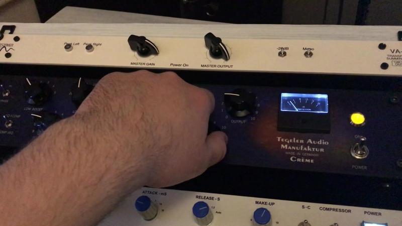 Alexey Nosenko mixing outboard