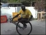 BMX-eры, учитесь. Невероятные трюки