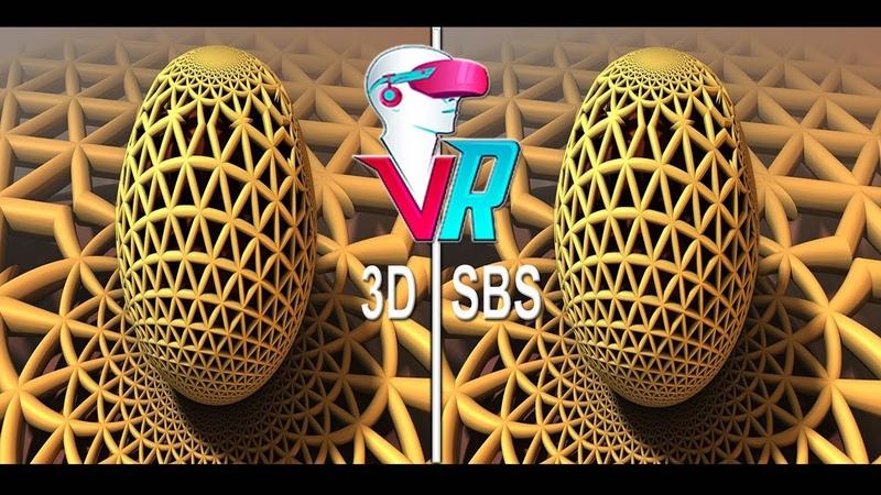3D RELAX FRACTAL 2 - Full HD (3D SBS VR Box)