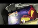 Chevrolet TrailBlazer установка обогрева сидений. Емеля УК  встраиваемый подогрев сидений