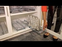 Install pull-out drawers to transform cabinets