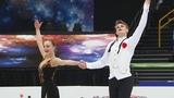 Александра Бойкова и Дмитрий Козловский. Короткая программа. Пары.