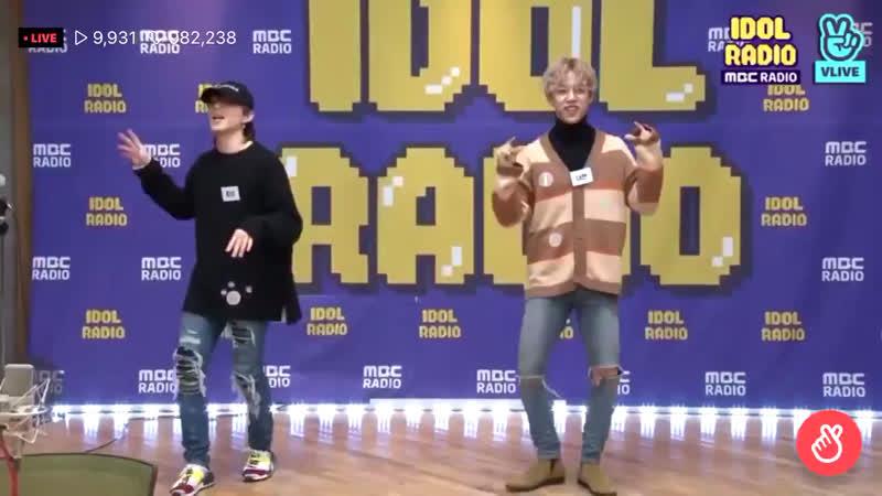 Daeup dancing to stop it