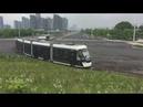 Bombardier's Primove Tram, China Battery Powered Wireless low floor tram