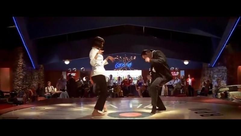 Pulp Fiction - Dance scene (Chuck Berry)