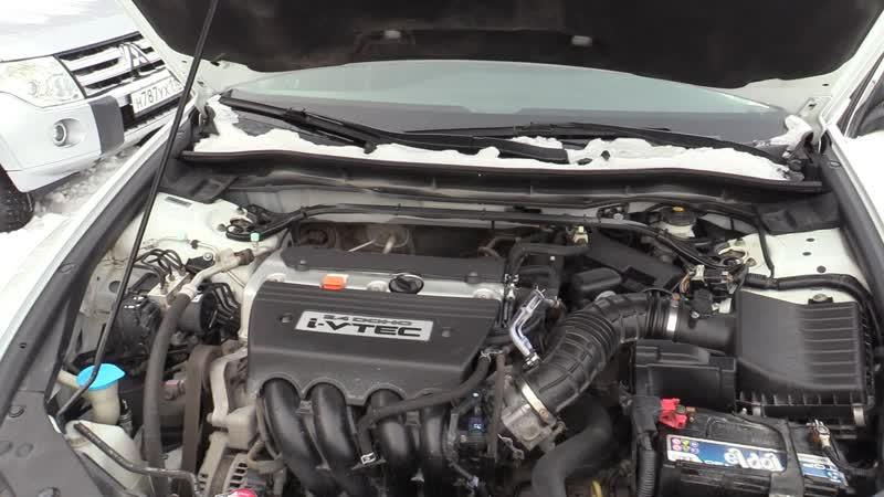 2012 Honda Accord 2.4 Type-S. Обзор (интерьер, экстерьер, двигатель).