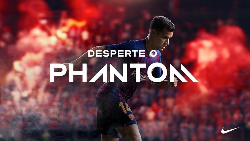 Nike Futebol Apresenta Nike Phantom Vision