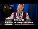 Андрей Ваджра Голосуйте И живые позавидуют мёртвым 18 01 2019 № 47