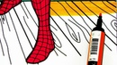 HOW TO DRAWING, PAINTING AND COLORING Spiderman Spider Man