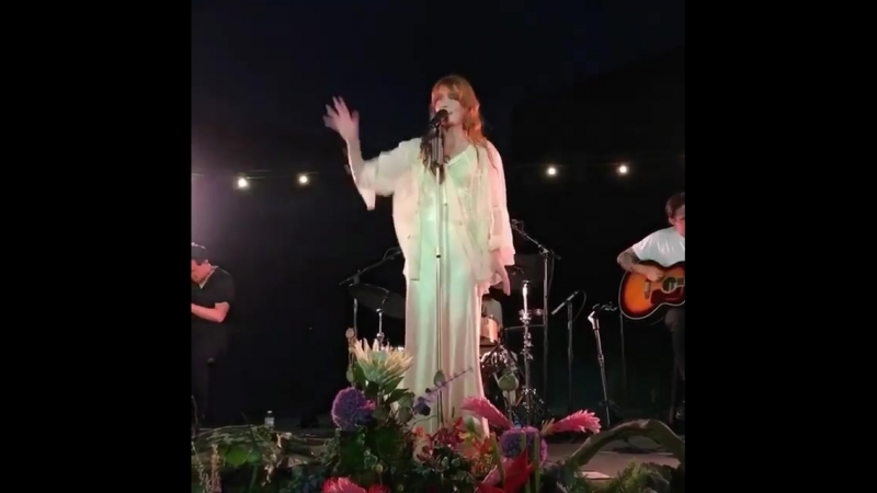 Florence The Machine — Between Two Lungs (Live at The Greenpoint Loft, New York City | 24.06.2018)